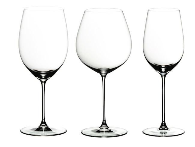 Diska dina vinglas på rätt sätt...