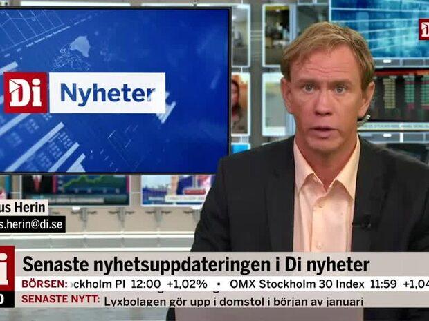 Di Nyheter: Höjd BNP-prognos från riksbanken