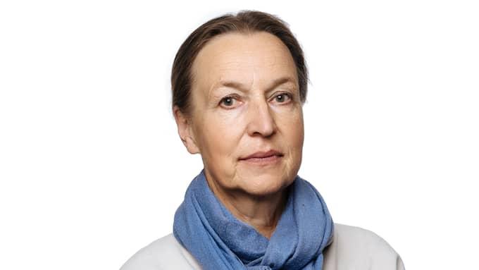 Margareta Sörenson är kritiker på Expressens kultursida. Foto: MIKAEL SJÖBERG