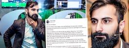 Hanif Bali lämnar M:s partistyrelse