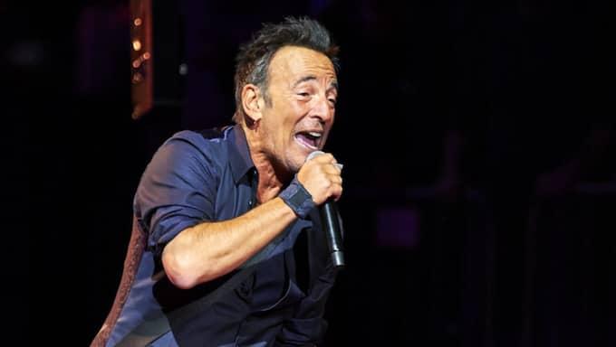 Bruce Springsteen gör en till spelning på Ullevi den 23 juli. Foto: Robert Altman