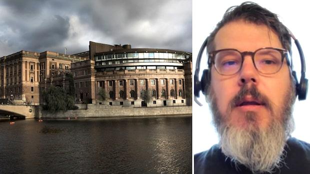 """Riksdagen drabbad av massiv dataläcka: """"Väldigt allvarligt"""""""