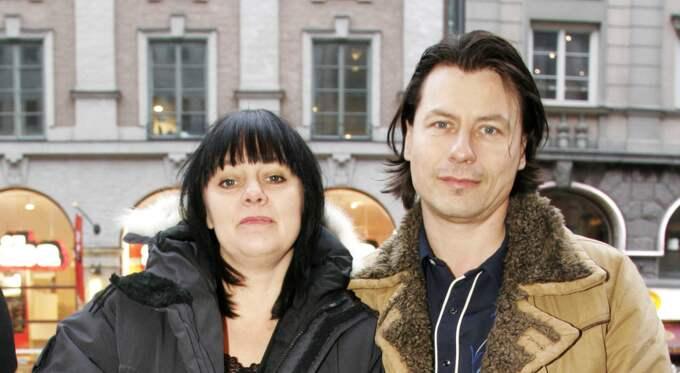 Artisten Åsa Jinder, 53, skiljer sig från maken Jonas Otter, 51. Foto: Stefan Forsell