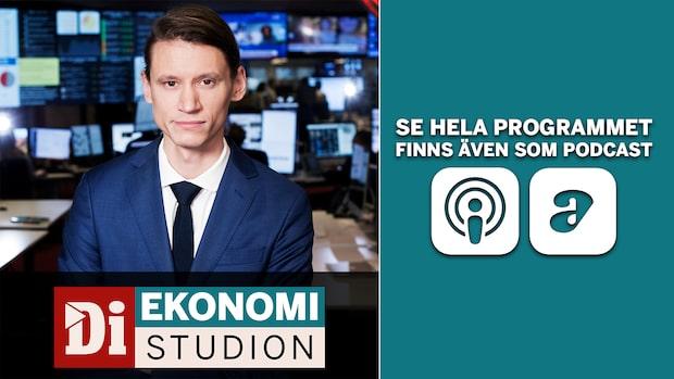 """Ekonomistudion - """"En varningssignal från Stockholm"""""""