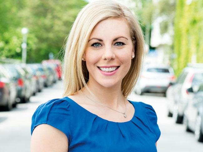 Jessica Rosencrantz, Moderaternas trafikpolitiska talesperson.