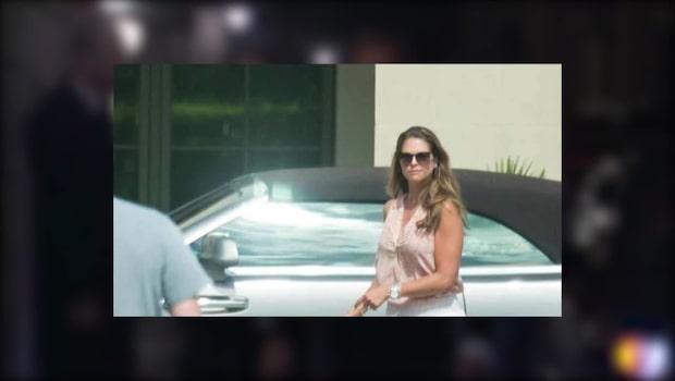 Madeleine och Chris O'Neills härliga semester i Florida