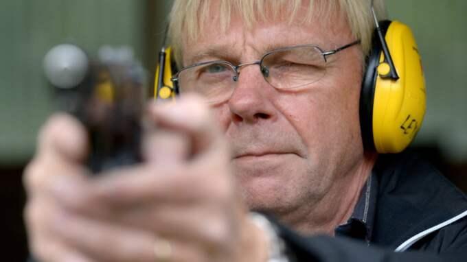 """""""Palmegruppen har varit här säkert 50 gånger"""", säger Lexne. Foto: Janerik Henriksson / Tt"""