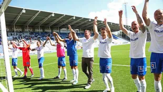 Se höjdpunkter IFK Norrköping-Häcken