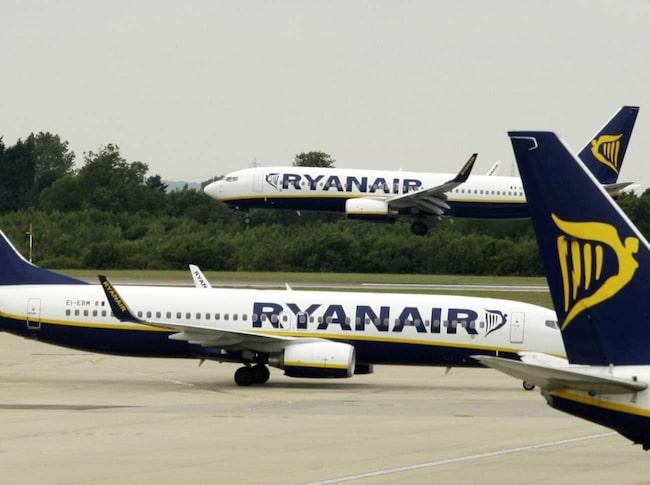 Mått På Handväska Ryanair : Ryanair f?rlorare med sjunkande oljepriser allt om resor