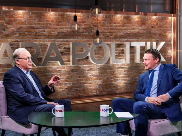 """Göran Persson: """"Donald Trump sämre än väntat"""""""