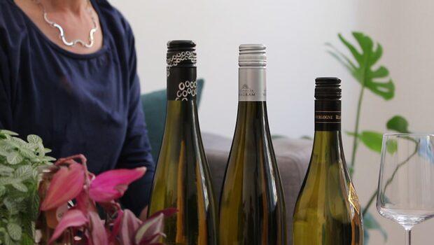 Vita viner under hundringen