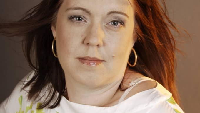 Rose-Marie Stedt Johansson, egenföretagare inom städbranschen. Foto: Privat