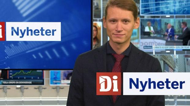 Di Nyheter 12.00 den 21 november 2017
