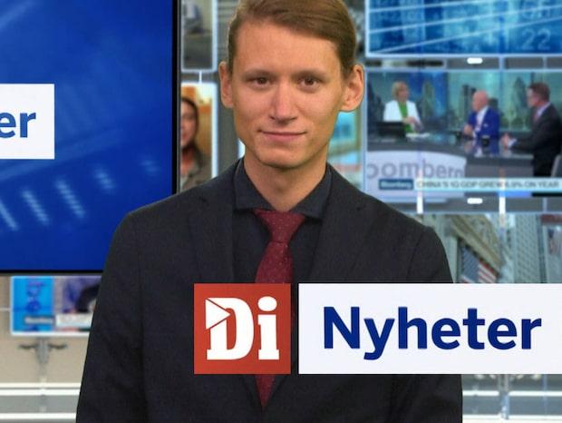 Di Nyheter 14.00 12 sep - Attendo uppåt efter köprek