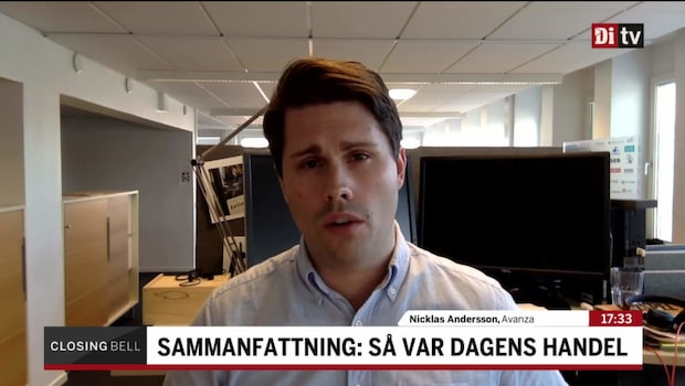 """Andersson: """"Det har varit riktig fart under galoscherna"""""""