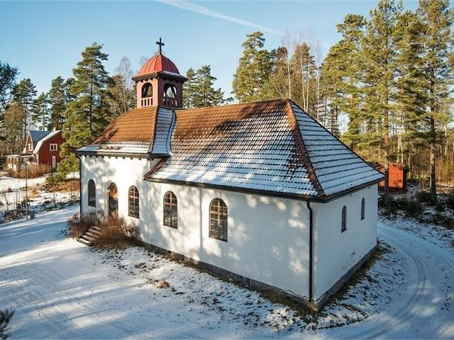 Nu kan du köpa ett eget kapell!