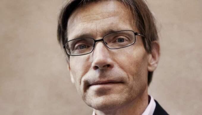 """Per Svensson, författare till """"Vasakärven och järnröret"""". Foto: Sofia Runarsdotter"""