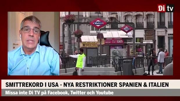 """Guri: """"Mini-repris av vad vi såg i våras"""""""