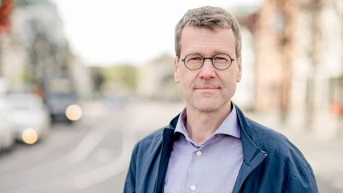 Ulf Kamne (MP), kommunalråd Göteborg. Foto: Pressbild