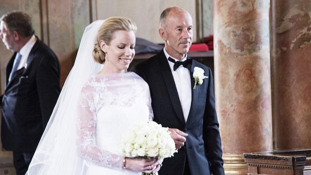 "Ingemar Stenmark om bröllopet: ""Var som ett OS-åk"""