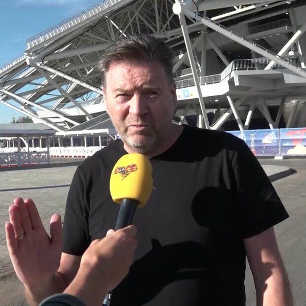 """Engelska fotbollslegendaren: """"Det har alltid varit svårt att slå Sverige"""""""