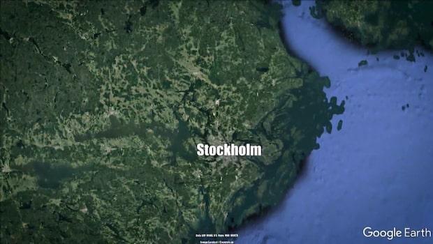 Frisörsalong i Stockholm rånad