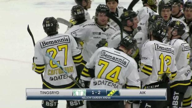 AIK vann rysarmötet