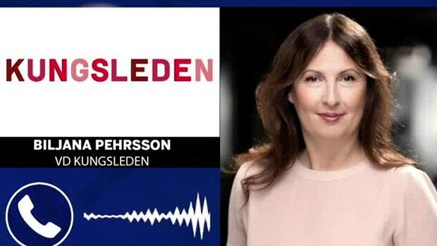 "Biljana Pehrsson: ""Kommer få se en återgång till kontoret"""