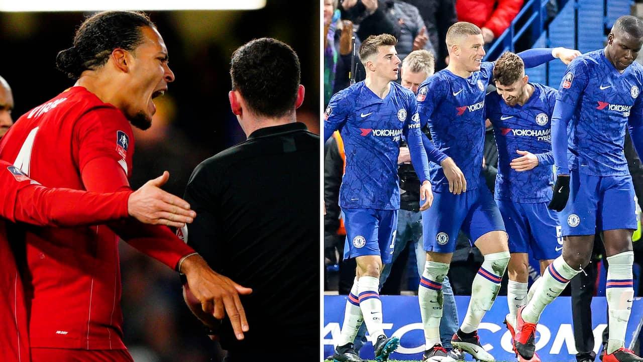 Liverpool utslaget efter nya förlusten