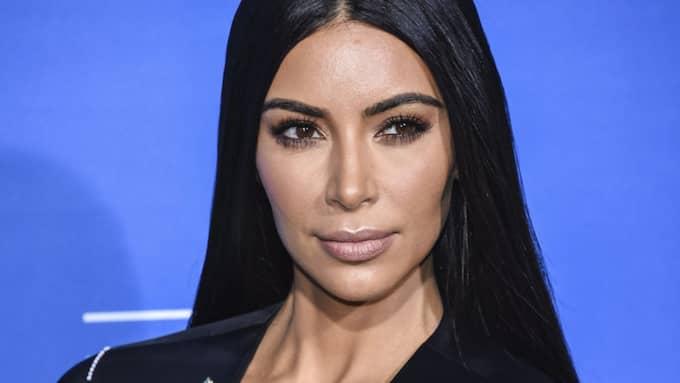 Kim Kardashian West. Foto: EVAN AGOSTINI / AP TT NYHETSBYRÅN
