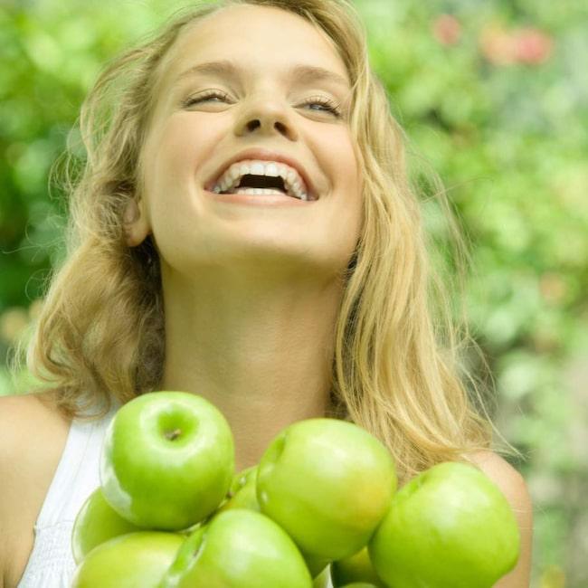 1. Äpple.