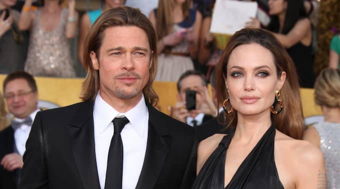 Brad Pitt och Angelina Jolie. Foto: Jen Lowery / Splash News / JEN LOWERY / SPLASH NEWS/IBL SPLASH NEWS
