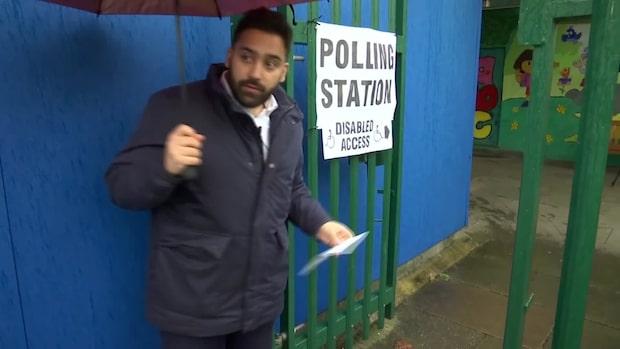 """Här är kandidaten som utmanar """"BoJo"""" på hemmaplan"""