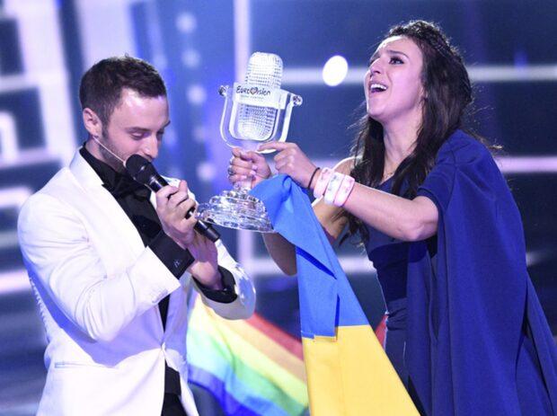 Skrällen Ukraina vann ESC - efter rysare