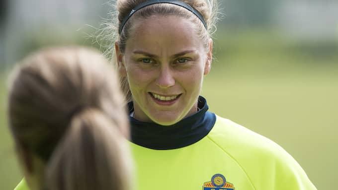 Lisa Dahlkvist. Foto: LINE SKAUGRUD LANDEVIK / BILDBYRÅN