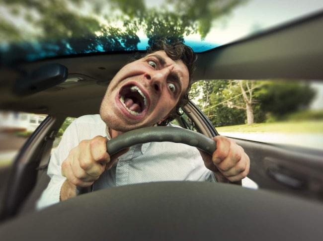 Brittiska socialpsykologer har identifierat sju huvudtyper bland bilister.