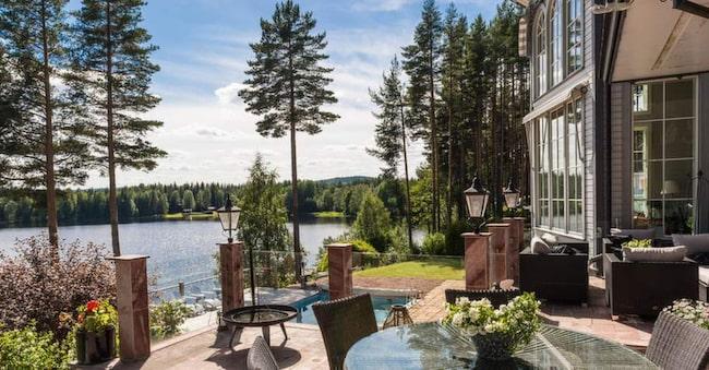 Lyxhuset du måste se u2013 19 miljoner i Dalarna Leva& bo Expressen Leva& bo