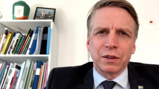 """Bolund: """"Det gäller att hålla ekonomin uppe"""""""