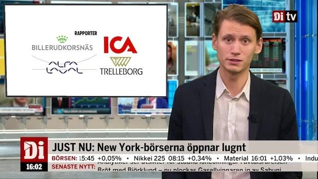 Marknadskoll: Rapporttung torsdag väntas