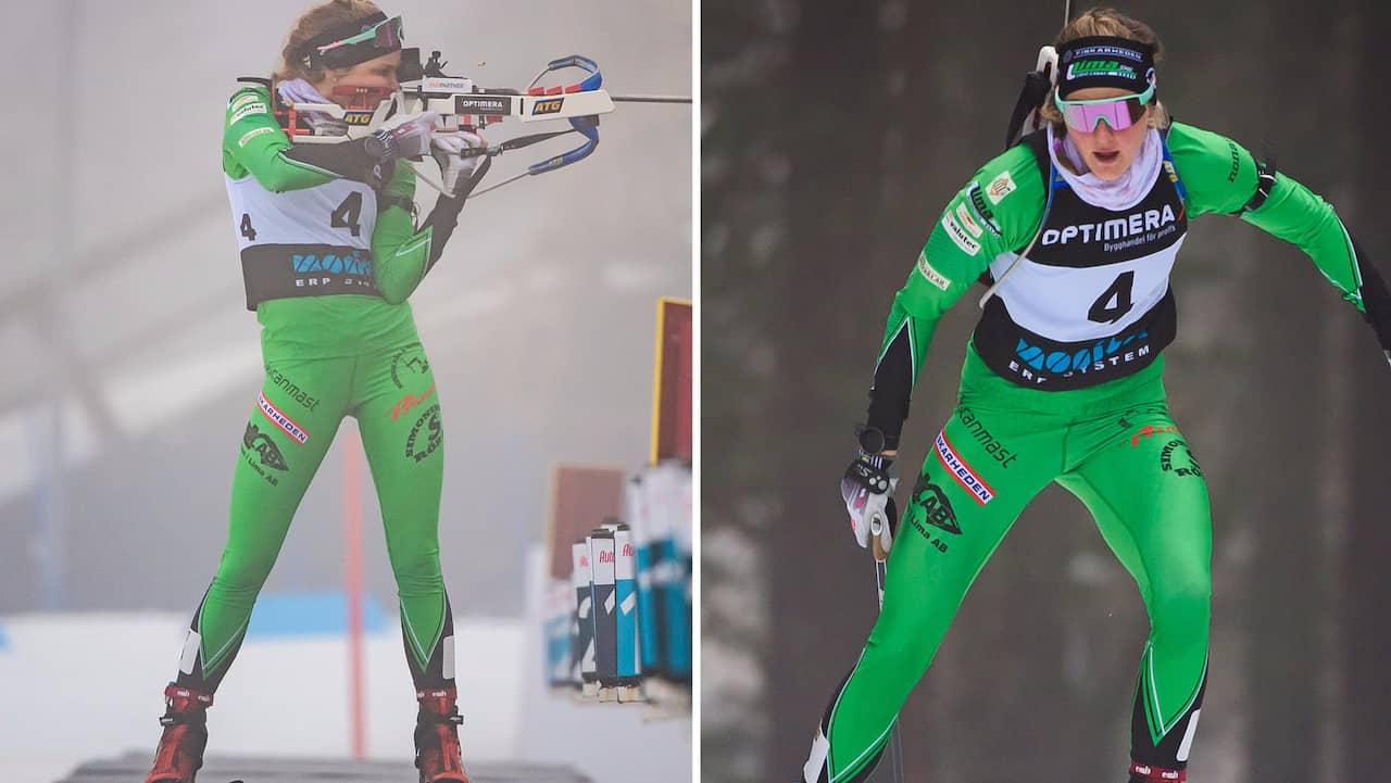 Stina Nilsson hyllas i Norge efter debuten