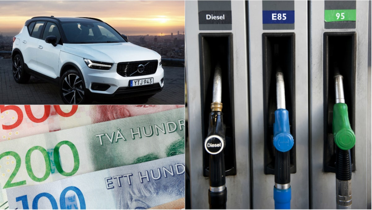 Sa mycket dyrare blir privatleasing av nya fordonsskatten