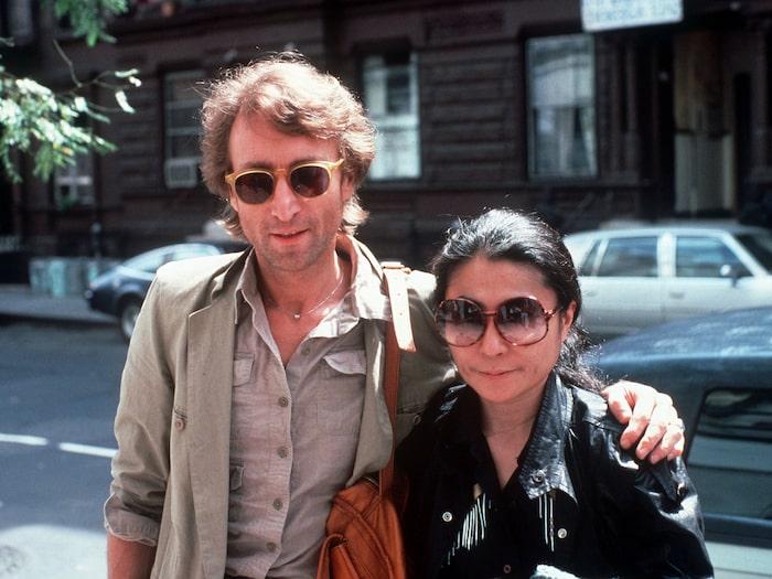 John Lennon och hustrun Yoko Ono anländer till studion The Hit Factory sommaren 1980. Samma år blev världsstjärnan skjuten.