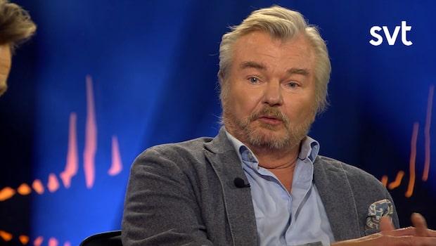 """""""Lyrro""""-aktuella Peter Dalle gästar kvällens """"Skavlan"""""""