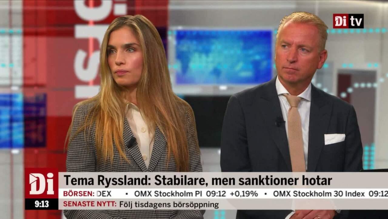börsen i ryssland idag