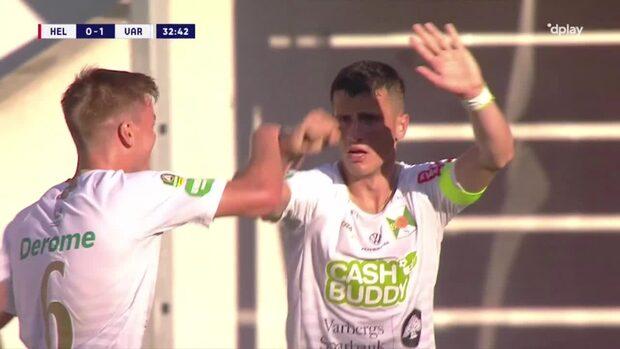 "Varbergs Astrit Selmani: ""Ska göra minst 10-15 mål"""