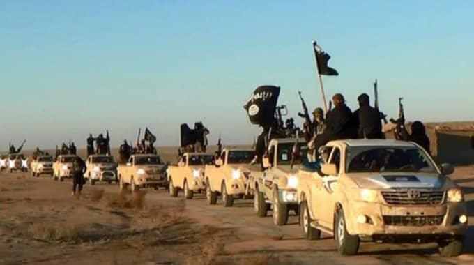 Minst 64 brittiska medborgare eller individer med kopplingar till Storbritannien finns med på det hemliga medlemsregister från terrornätverket IS som tv-bolaget Sky News fått tillgång till. Foto: Uncredited