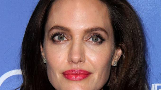 Angelina Jolie var en av alla som vägrade jobba med Harvey Weinstein efter en händelse 1998. Men hon är kvar. Foto: ADMEDIA / SPLASH NEWS / ADMEDIA / SPLASH NEWS/IBL SPLASH NEWS