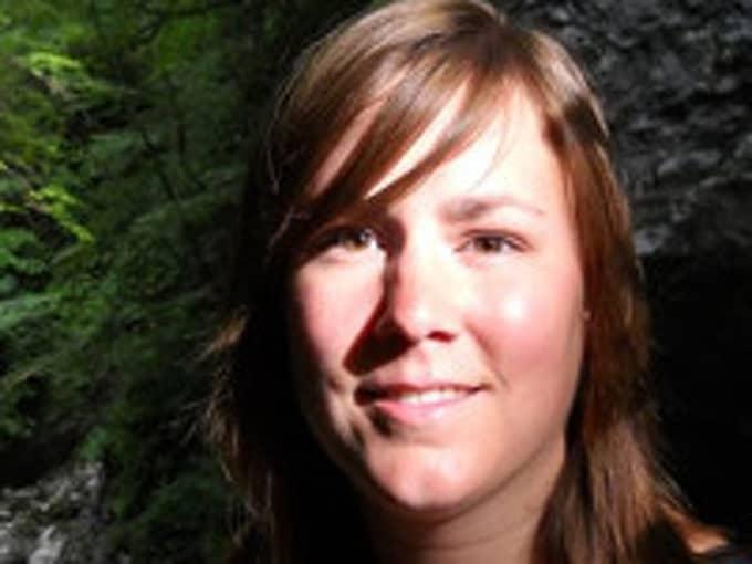 Belgiska Maïlys, 31, blev terrordådets första offer.