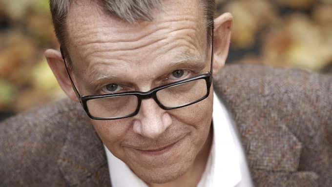 Hans Rosling dog i februari i år i sviterna av cancer i bukspottkörteln. Foto: JÖRGEN HILDEBRANDT / NATUR OCH KULTUR