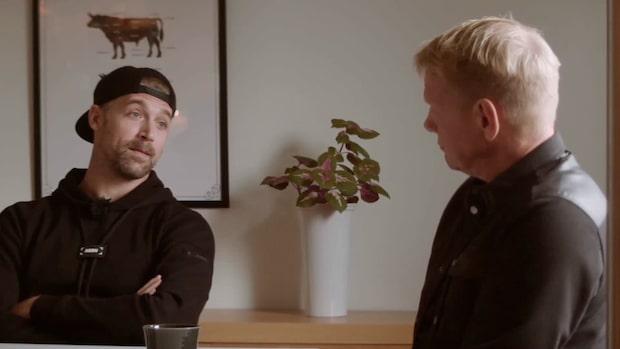"""Berglund: """"Ville inte spela för Buffalo"""""""